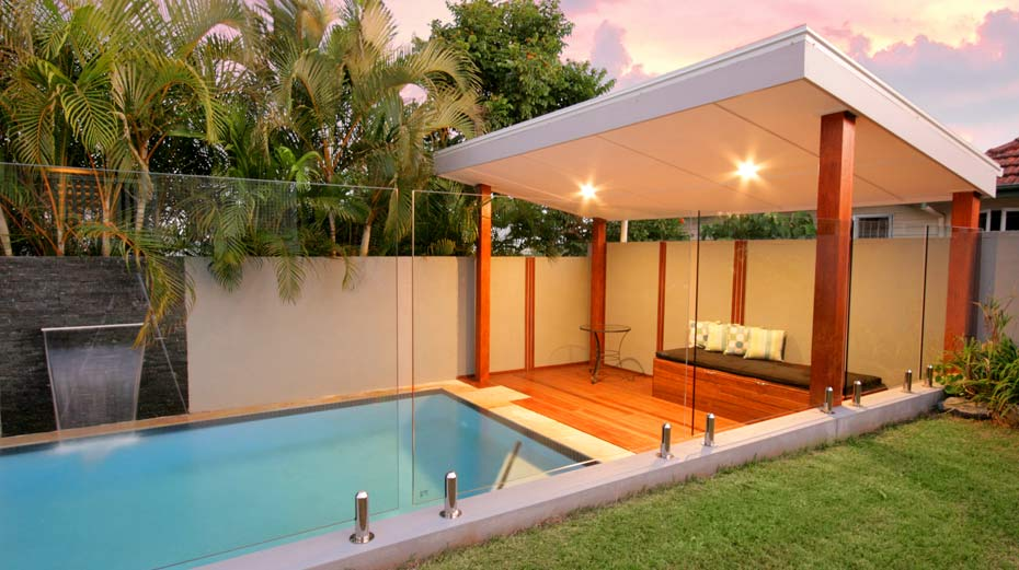 Windsor Residence « Brisbane Landscaping and Outdoor Building and ...